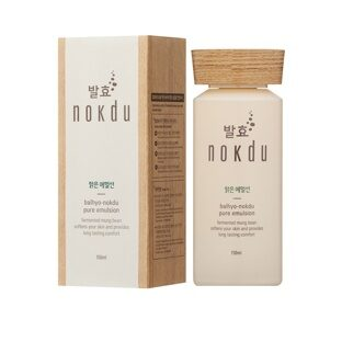 Очищающая эмульсия Coreana Balhyo Nokdu Pure Emulsion 150 ml