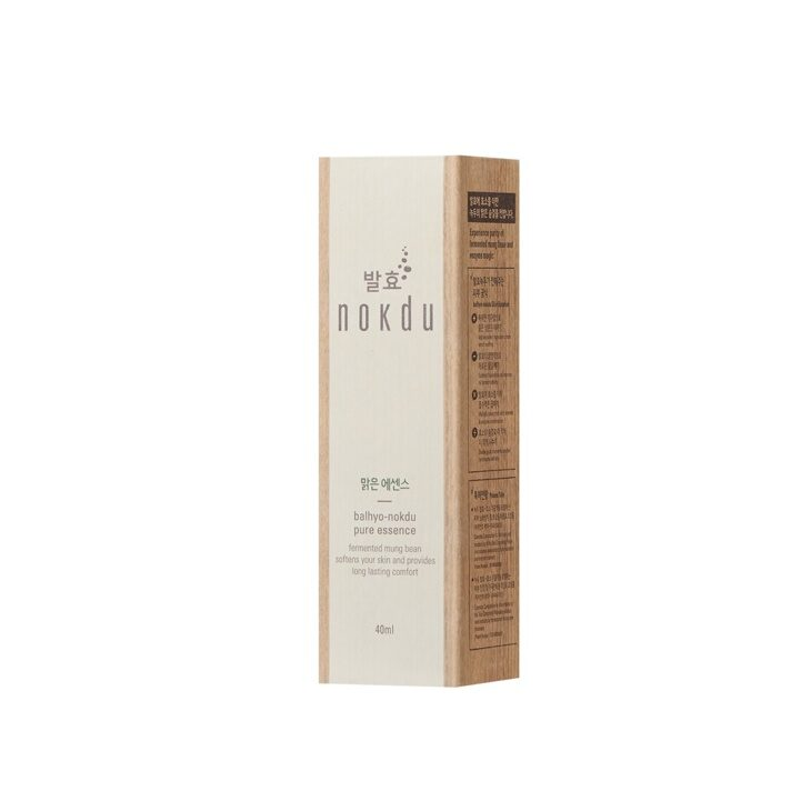 Очищающая эссенция Coreana Balhyo Nokdu Pure Essence 40 ml