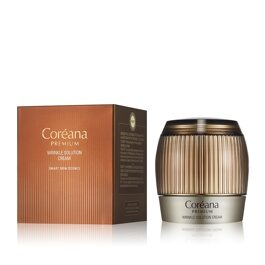 Крем против морщин COREANA PREMIUM Wrinkle Solution Cream 50 ml