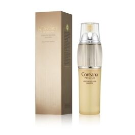 Увлажняющая эмульсия COREANA PREMIUM Moisture Solution Emulsion 120ml