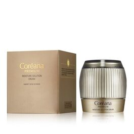 Увлажняющий крем COREANA PREMIUM Moisture Solution Cream 50ml